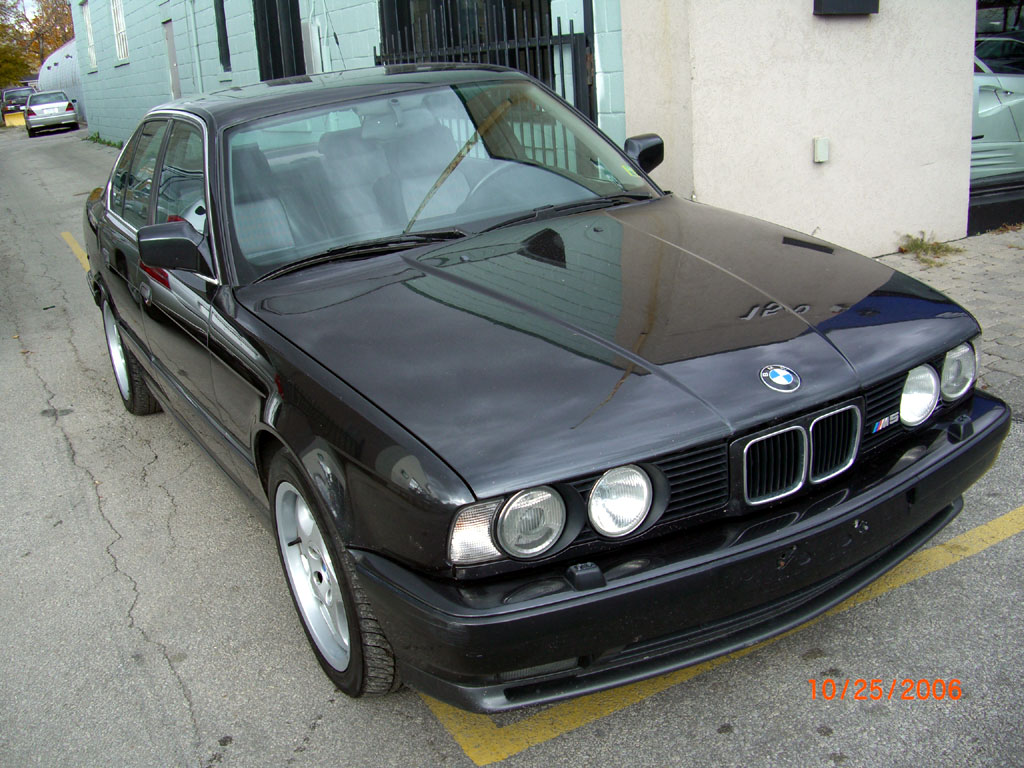 Clean Leather Car Seats >> 1989 BMW Euro M5 3.6 316HP