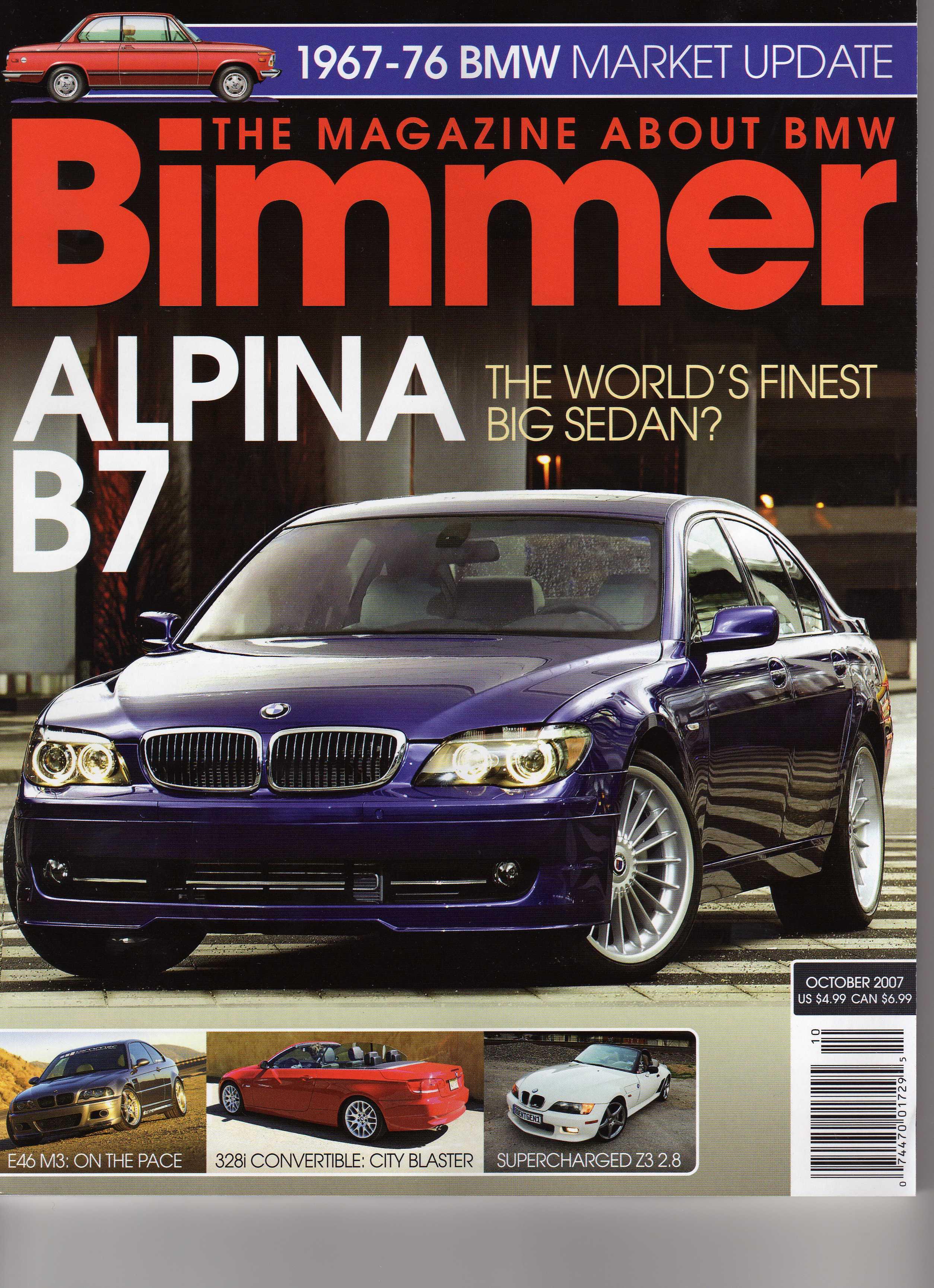 1993 Alpina B10 Bi Turbo