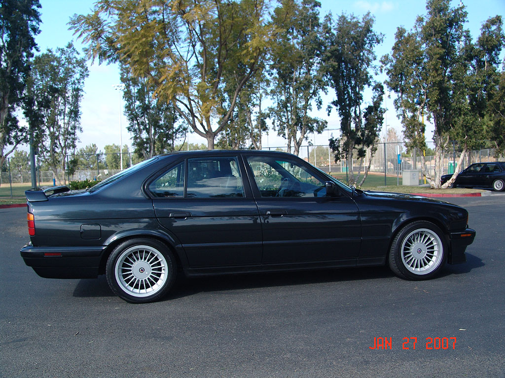 1993 Alpina B10 Bi-Turbo