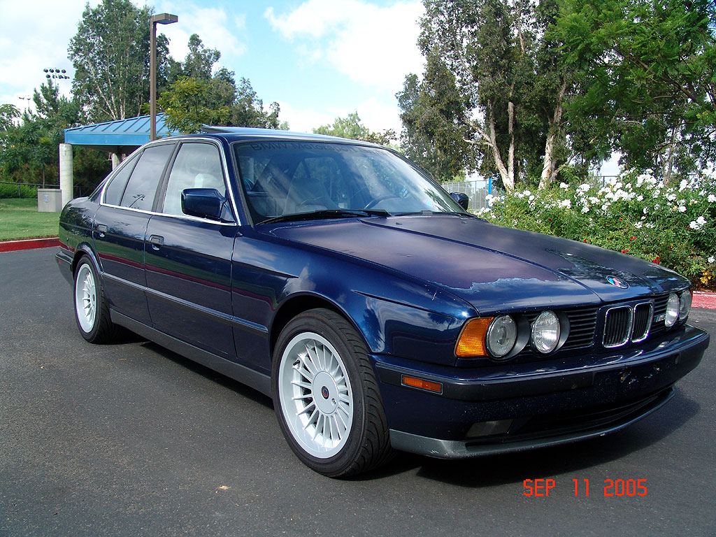 1991 Bmw Us M5 3 6 325hp