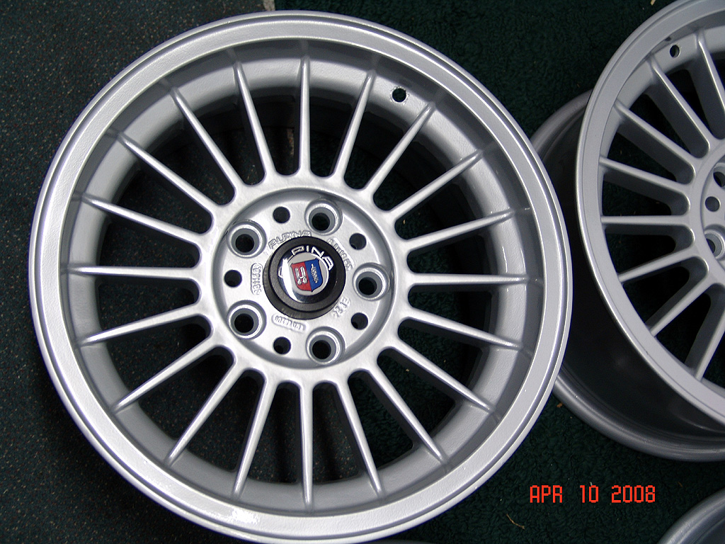 16 Quot E28 Staggered Alpina Wheels