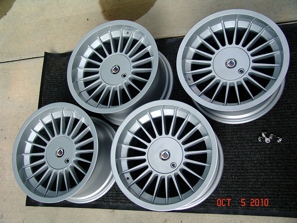 Alpina Wheels X E Staggered - Bmw alpina rims for sale