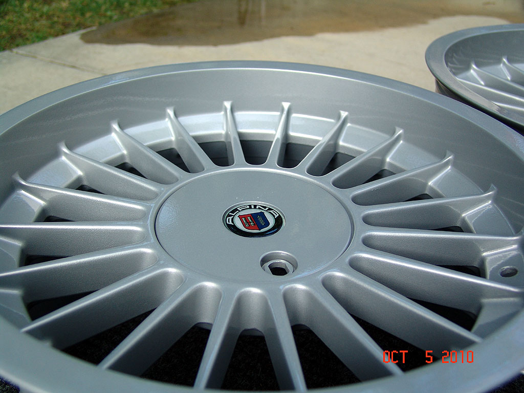 Alpina 8 5 17 10 17 Or Bmw 5 S 8 17 9 17 Or Bbs Rx 8 5 18 Bigcoupe Com