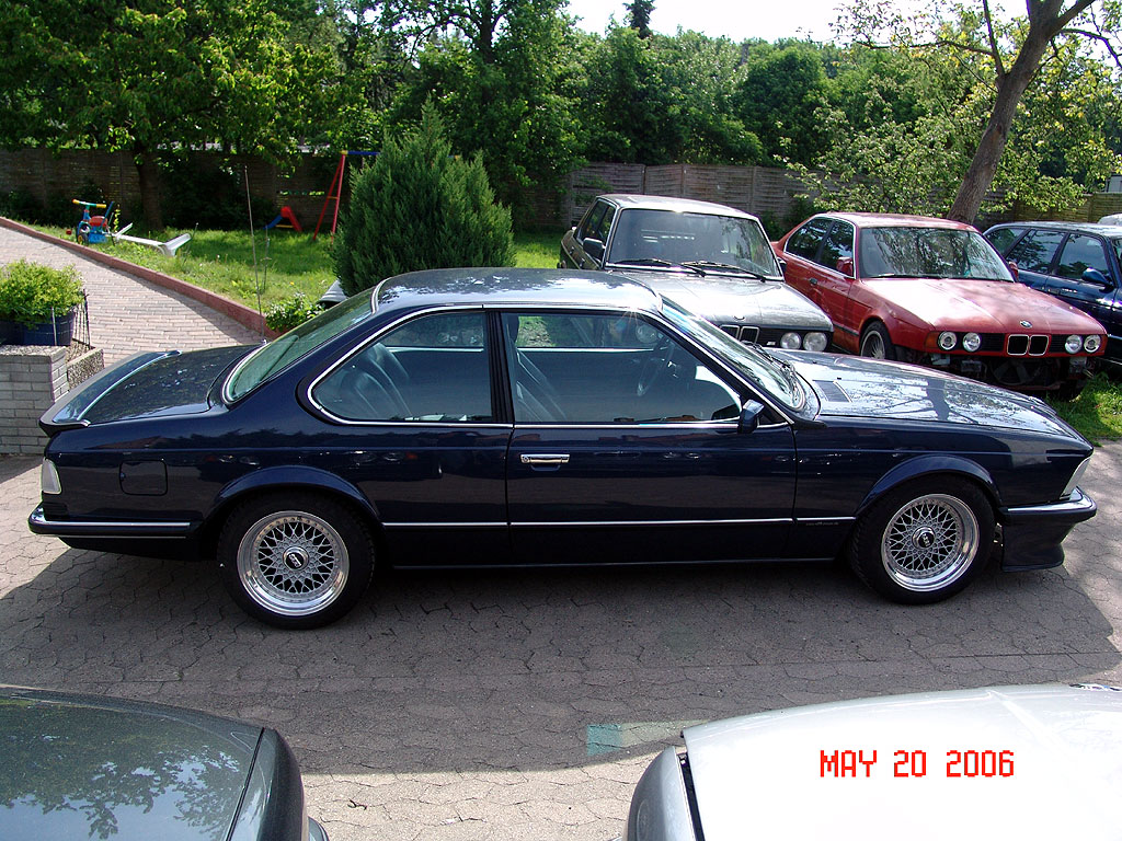 1988 Bmw 535i For Sale BMW BBS RS-005 3 Piece Forged Wheels (4), Polished Lips and Center ...