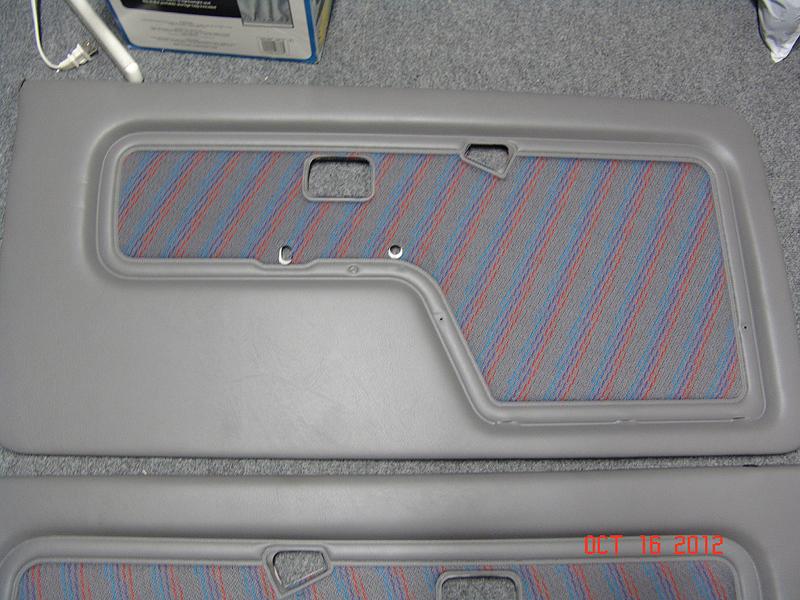 Bmw E30 M3 Johnny Cecotto Sport Evolution Door Panels T Rverkleidung Euro 325is