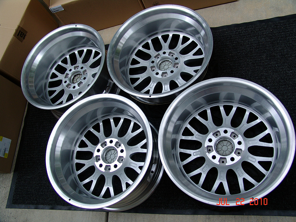 Bmw Style 42 Bbs Rs 740 Wheels