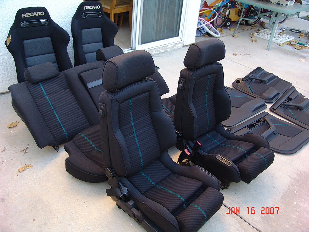 The Coolest Rarest E34 Interiors Let S See Some Pics