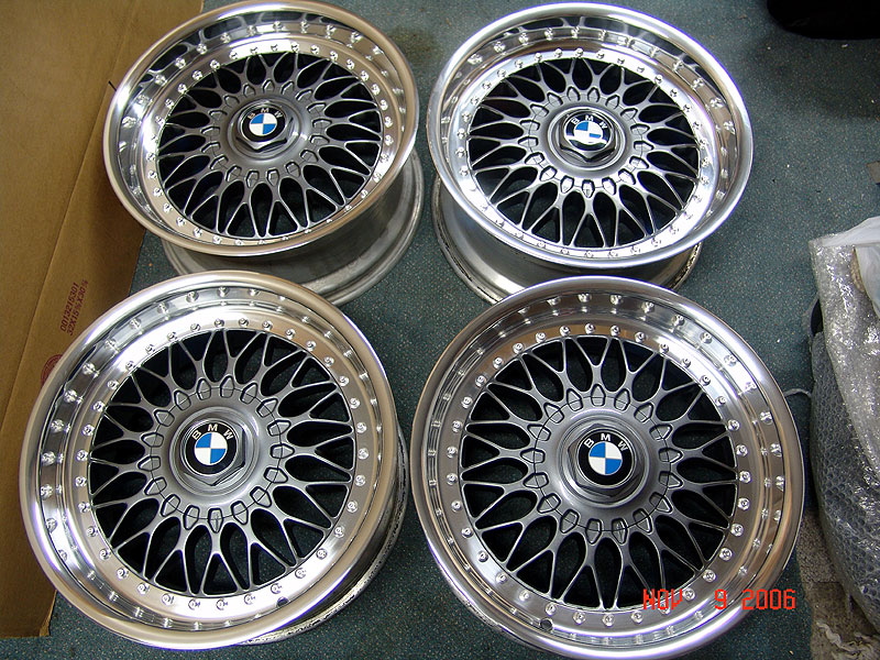 Bbs Rs Nogaro Silver Style 5 Wheels