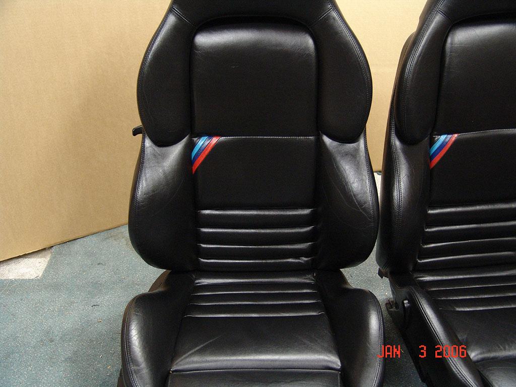 Bmw E46 Vader Seats