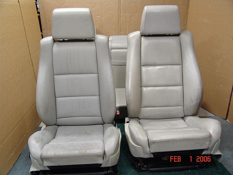 Bmw E30 323 >> E34 M5 Leather Interior